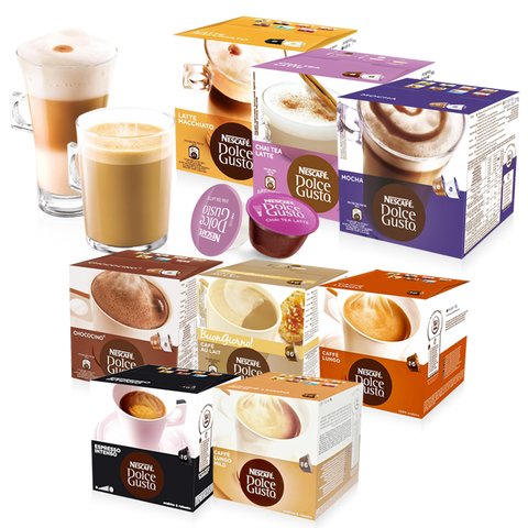 Pachet Dolce Gusto Experience