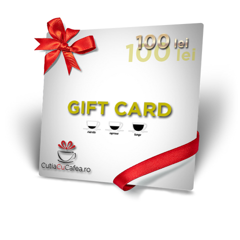 Gift Card - 100 RON