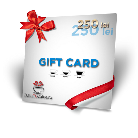 Gift Card - 250 RON