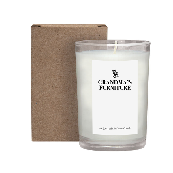Grandma's Furniture Candle
