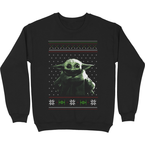 Baby Alien Tacky Sweater