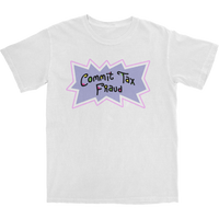 Commit Tax Fraud Rugrats T Shirt