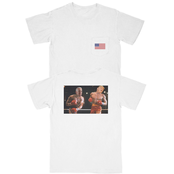 Biden Knockout Pocket Tee