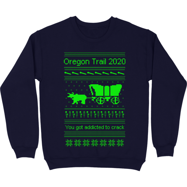 Oregon Trail Sweater