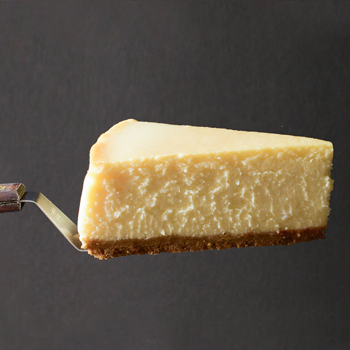 New York Cheesecake (slice)