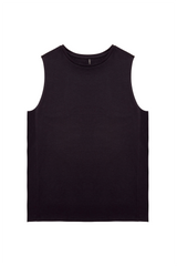 PIMA TANK - Licorice