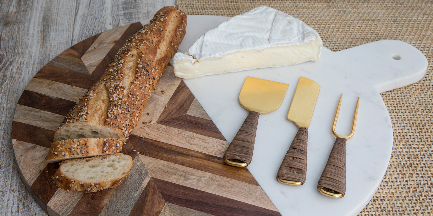 Cheese & Serving Boards