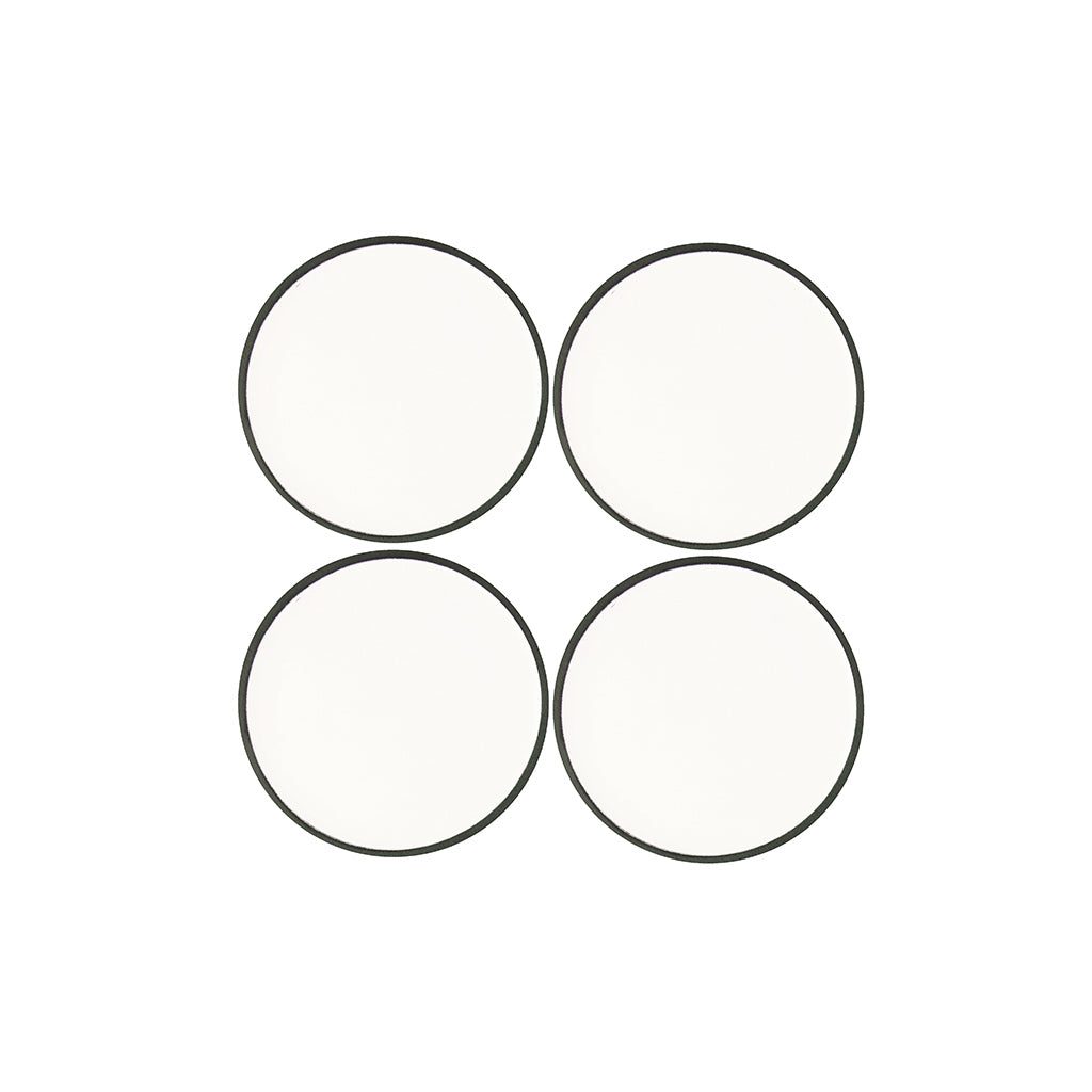 Windsor Round Coasters, Set of 4