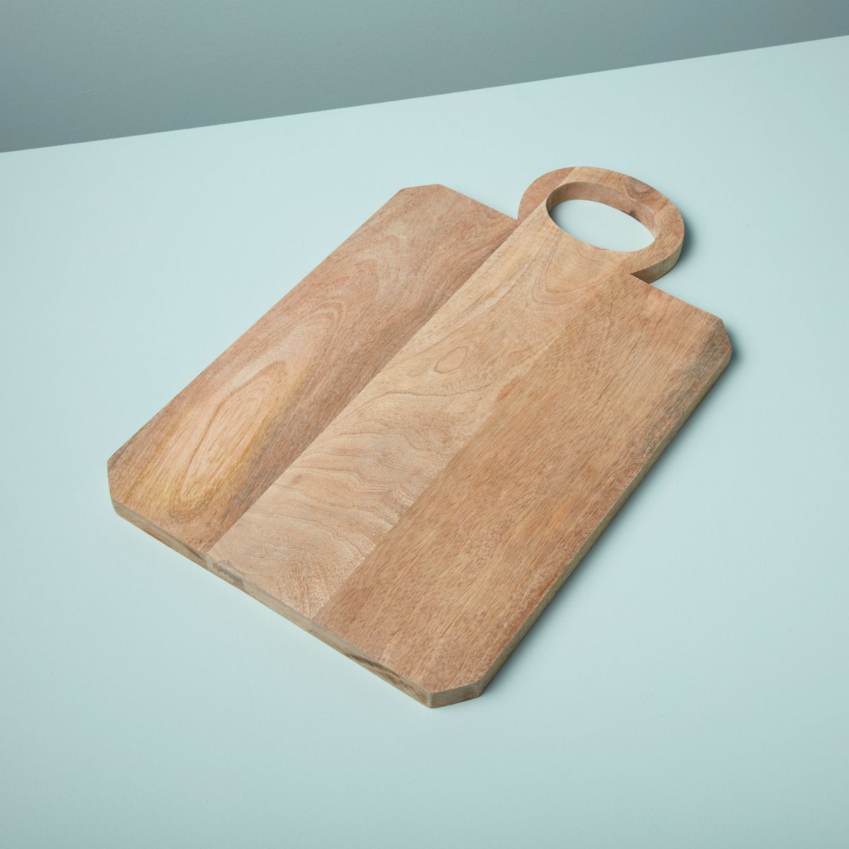 Raw Mango Wood Handled Board