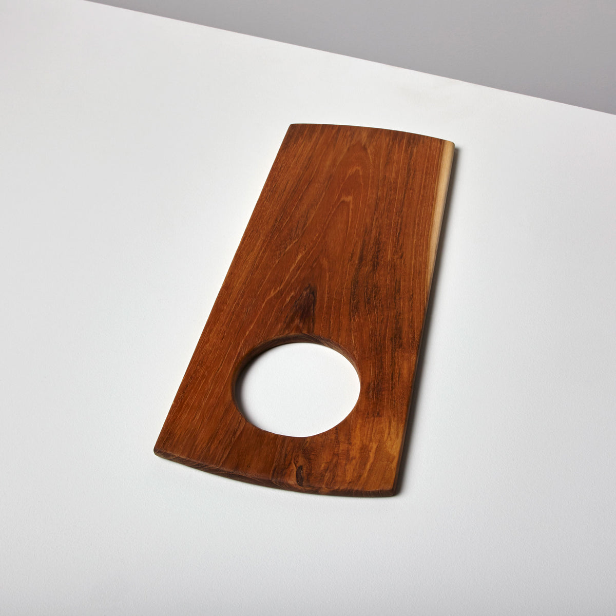Teak Narrow Sliver Board, Small