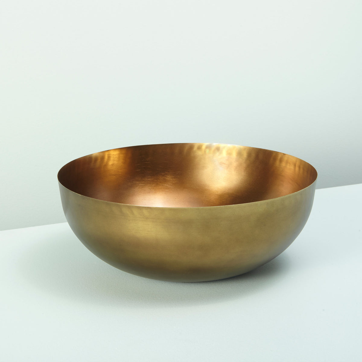 Cobbled Antique Bronze Bowl, Large