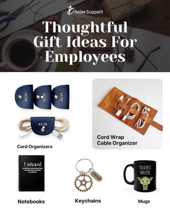 Thoughtful Gift Ideas For Employees this Christmas