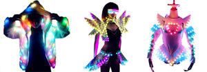 Women's LED costumes Product Series