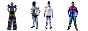 LED Costumes  Laser Suits