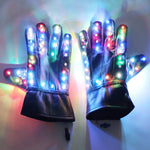 Load image into Gallery viewer, LED Stage Gloves Luminous GloveFor Michael Jackson Billie Jean Dance for Christmas