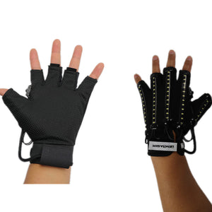 LED Gloves Laser Show Garment Stage Props Nightclub Singer Dancer Bright LED Light Gloves