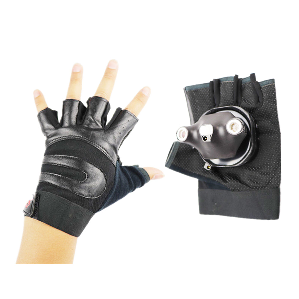Laser Vortex Gloves Auto Green Rotating Vortex Laser Glove for Dance Party DJ Club Laser Show
