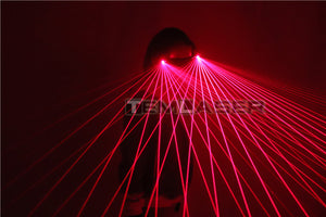 Green Laser Glasses Light Dancing Stage Show DJ Club Party Green Laserman Show Gloves Multi Beams