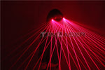 Load image into Gallery viewer, Red Green Bule RGB Multi Beams Stage Laser Glasses Grand Event Decorations LED Red Light Dancing Stage Show DJ Club Party