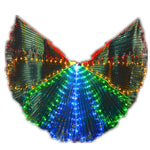 Load image into Gallery viewer, Isis Wings Belly Dance Led Dance Stick Led Butterfly Wing Opening Adults Lamp Props 360 Degrees Performance Accessories