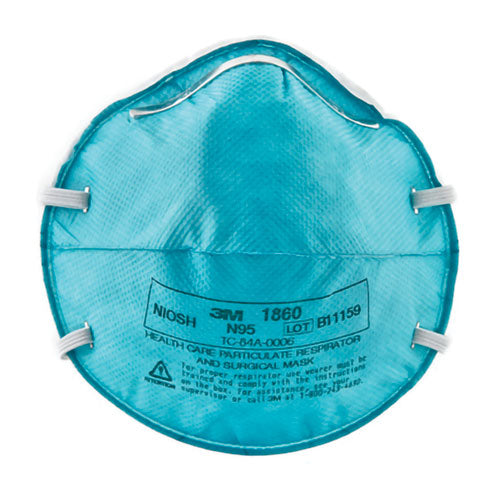 3M N95 Molded Cup Mask