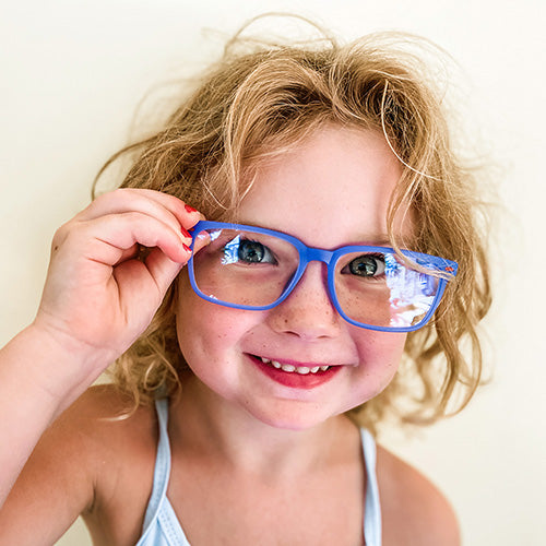 Cute Blue Light Glasses for kids