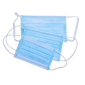 3-ply disposable masks