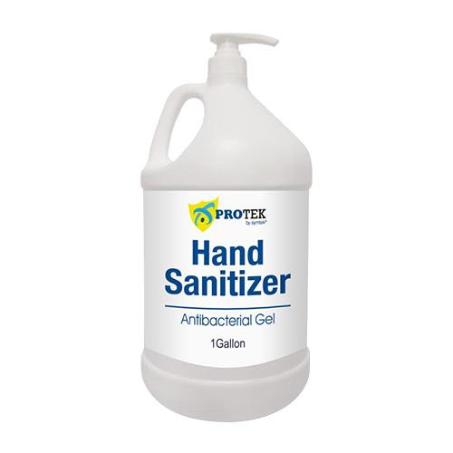 Hand Sanitizer Gel 70% Alcohol - Gallon