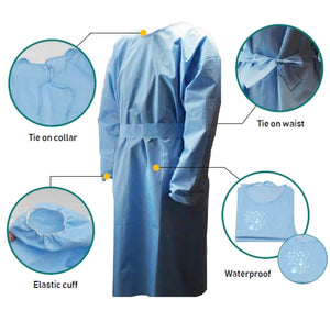 Non Surgical Isolation Gown
