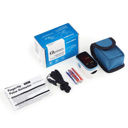 pulse oximeter kit