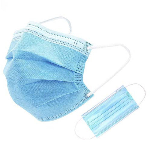 Disposable 3-Ply Non-Medical Mask