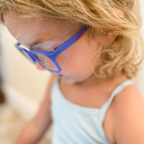 Blue Light Blocking Glasses for Kids - Providence