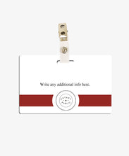 Load image into Gallery viewer, Notary Name Badge - BadgeSmith