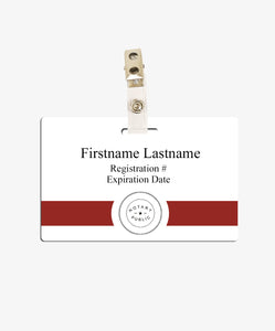 Notary Name Badge - BadgeSmith