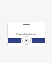 Load image into Gallery viewer, Notary Name Card - BadgeSmith