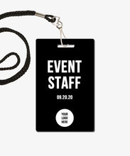 Load image into Gallery viewer, Event Staff Badge - BadgeSmith