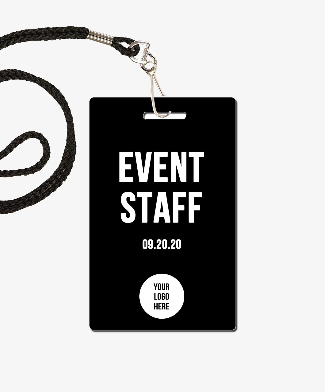 Event Staff Badge - BadgeSmith