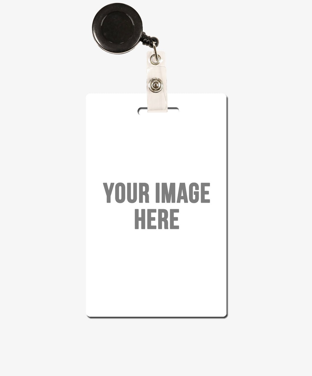Upload Your Own Design - Vertical - BadgeSmith
