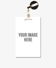 Load image into Gallery viewer, Upload Your Own Design - Vertical - BadgeSmith