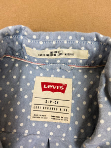 LEVI'S Patterned Shirt | SML