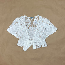 Load image into Gallery viewer, Lace Crop Top | SML