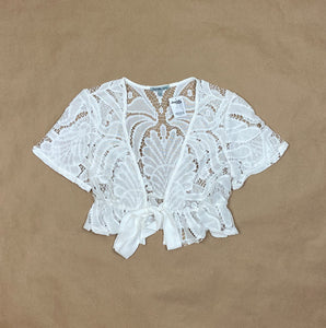 Lace Crop Top | SML