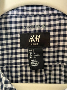 H&M Patterned Shirt | SML