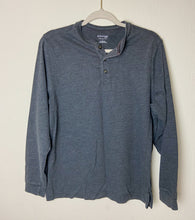 Load image into Gallery viewer, Long-Sleeve Henley Shirt