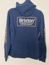 Load image into Gallery viewer, Brixton Logo Hoodie