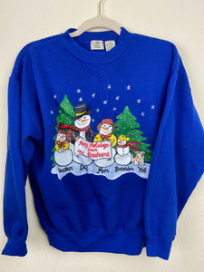 Christmas Crew Neck Sweatshirt
