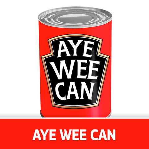 Aye Wee Can