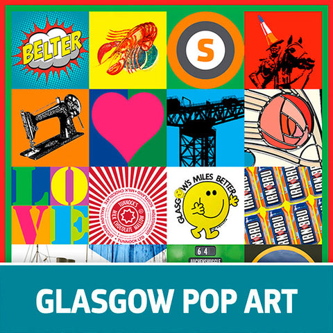 Glasgow Pop Art