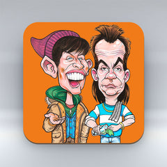 10p fir a cup o' tea! - Orange Coaster
