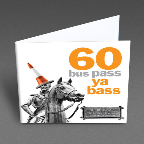 Duke 60 Bus Pass Ya Bass